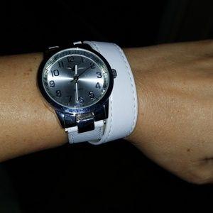 American Eagle wrap watch.